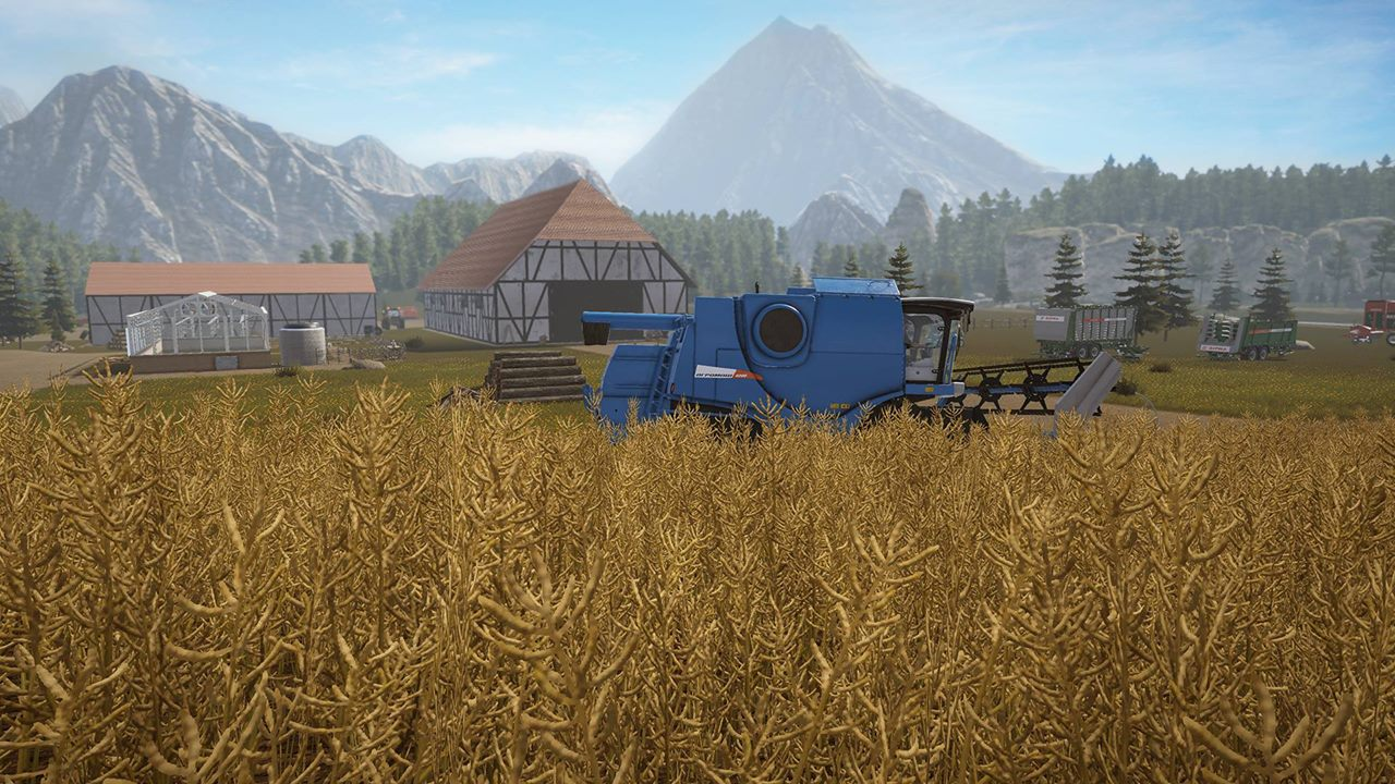 Pure Farming 2018 - Germany Map Revision for PF2018